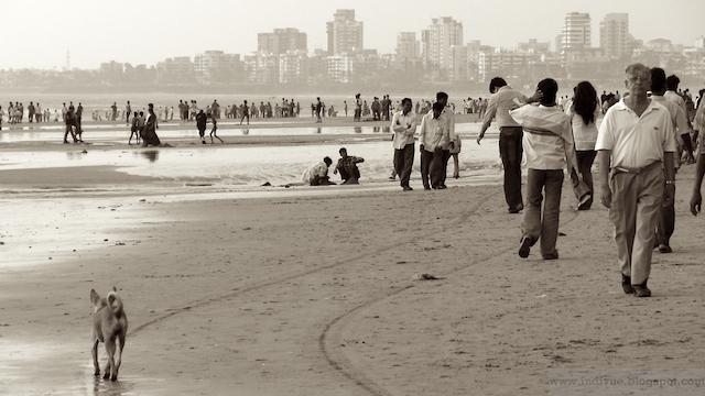 Juhu Beach, Mumbai
