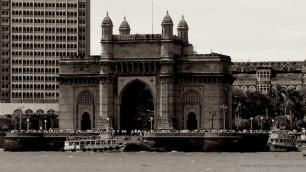 Gateway of India in Mumbai in 2006