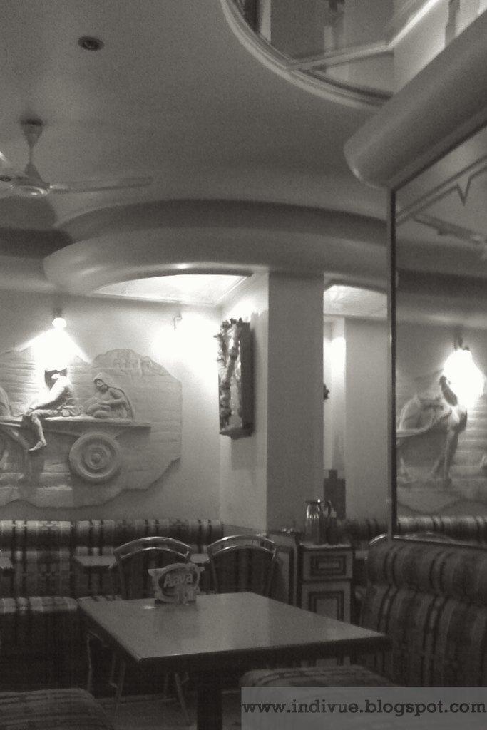 Shiv Sagar restaurant in Mumbai in 2006