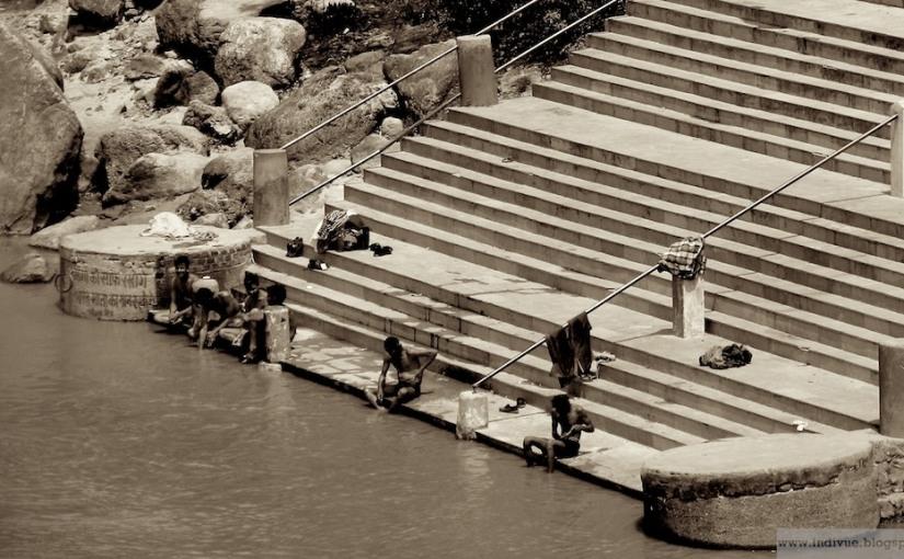 Rishikesh and the River Ganges inIndia