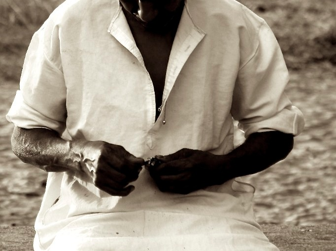 Indian men's streetfashion