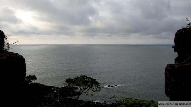 Näkymä Cabo de Raman linnakkeesta / View from Cabo de Rama -fort