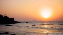 Siquerim Beach, Goa, India