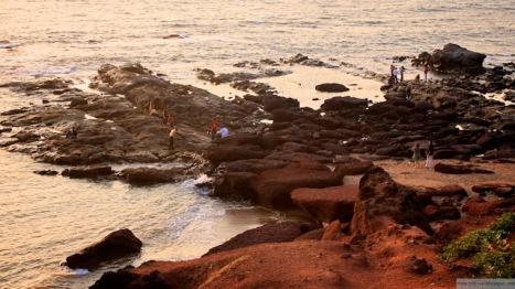 Anjuna Beach, Goa, India