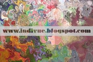 Intian värejä