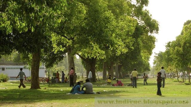 Green Delhi, India