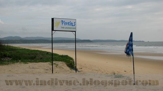 Mobor Beach, Goa, India