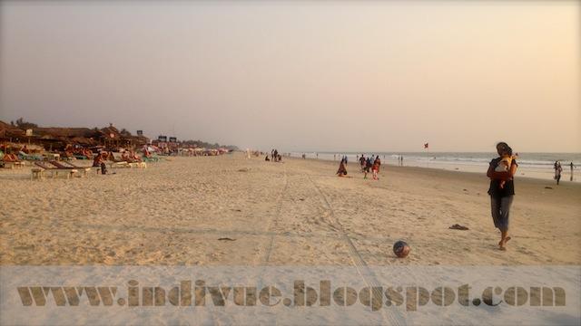 Benaulim Beach, Goa, India