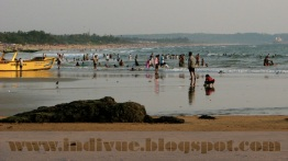 Baga Beach, Goa, India
