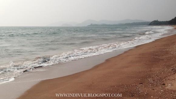 Raj Bagh Beach, South Goa, India