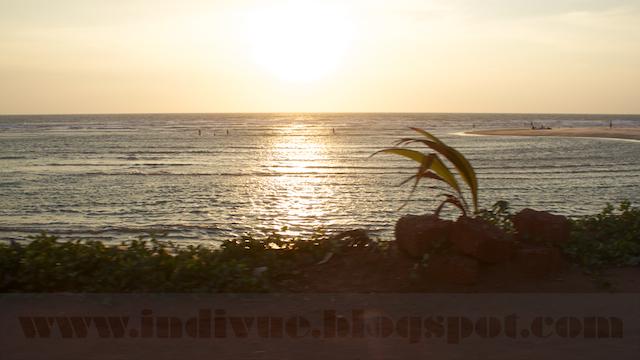 Ashvem Beach, Goa, India