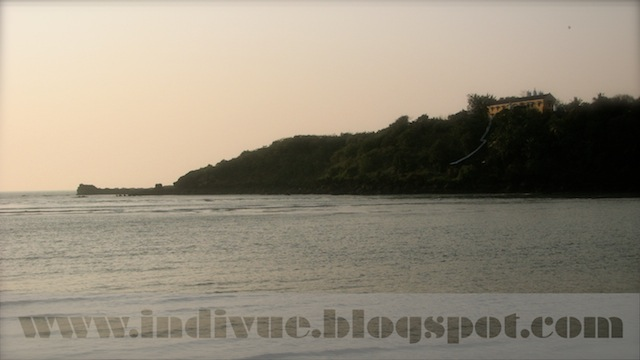 Tiracol Fort, Goa, India