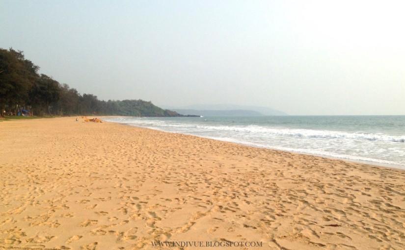 Talpona Beach, Goa, India,2015