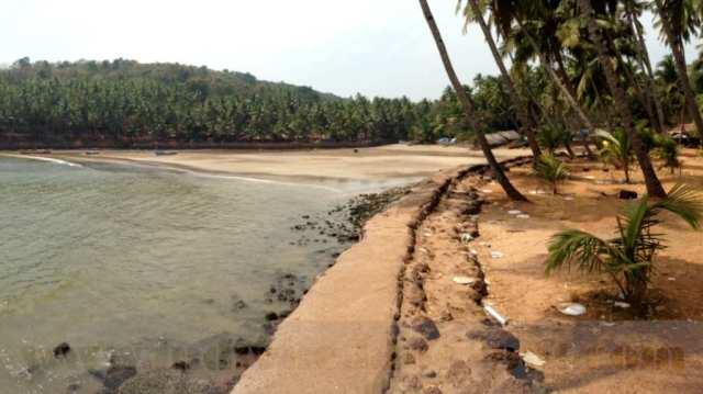 Hollant Beach, Goa, India