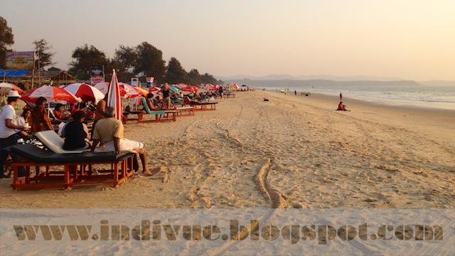 Cavelossim Beach, Goa, India