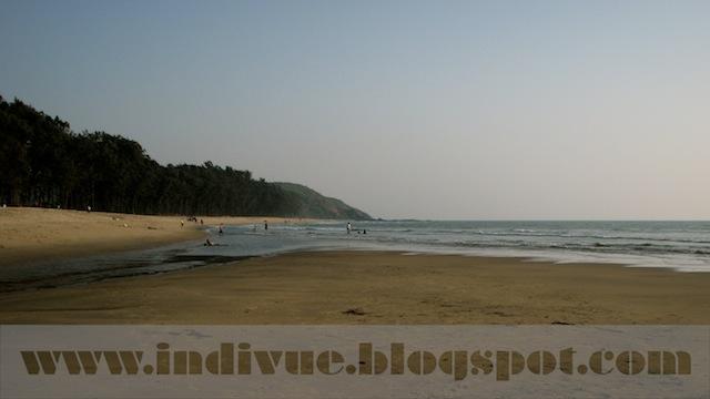 Querim Beach, Goa, India