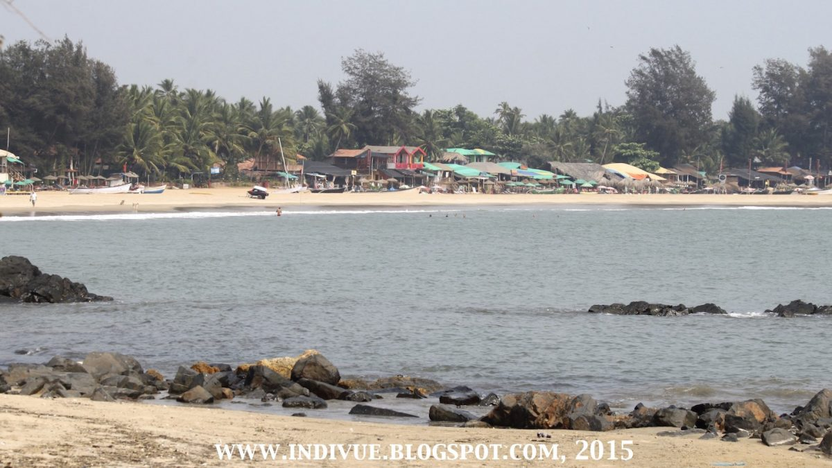 Patnem Beach, South Goa, India