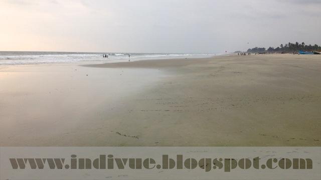 Zalor Beach, Goa, India