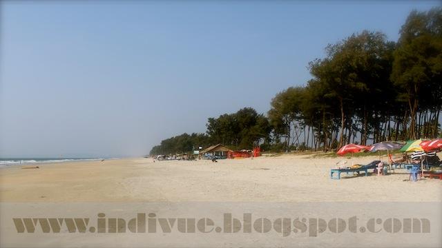 Betalbatim Beach, Goa, India