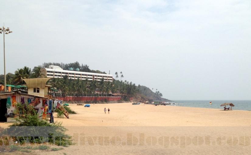 Bogmalo Beach, Goa,India