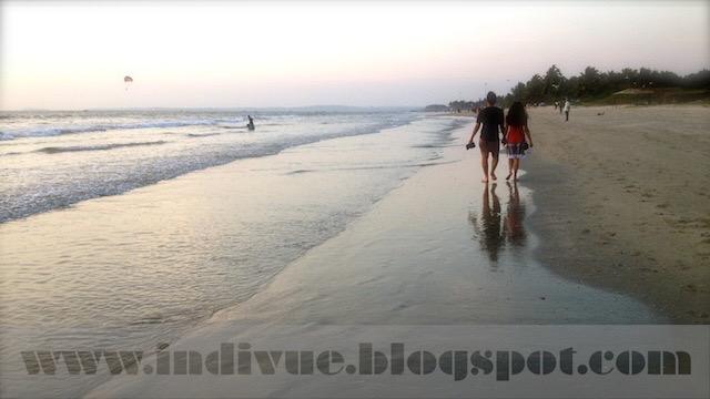 Sernabatim Beach, Goa, India