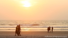 South Goa Beach, India