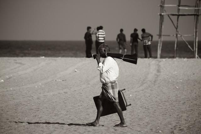 Marina Beach, Chennai, 2013
