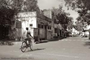 Street in Chennai