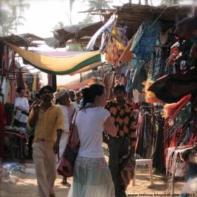 Anjuna, North Goa