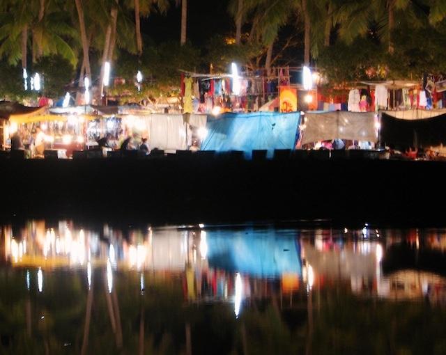 Mackies Saturday Night Bazaar, Goa