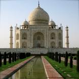 Taj Mahal in 2007