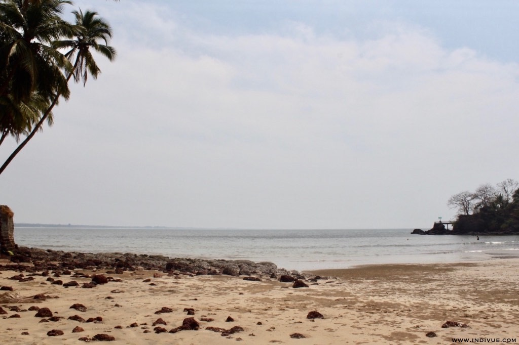 Hollant Beach in South Goa India