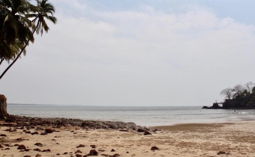 Hollant Beach, Goa,India