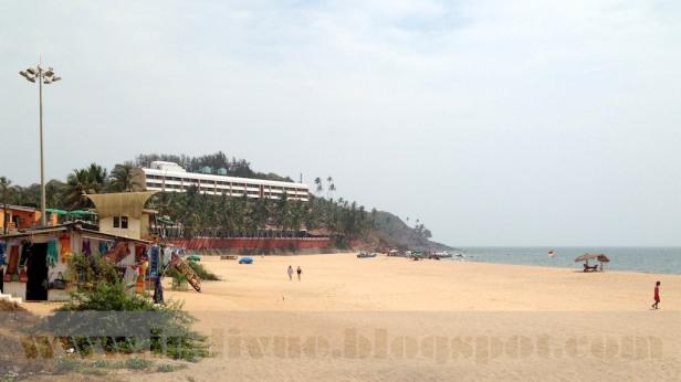 Bogmalo Beach, Goa, India