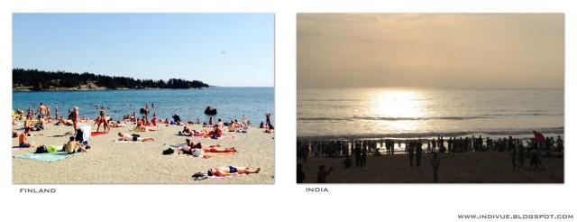 Uimarantoja - Beaches
