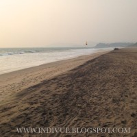 Galgibaga Beach in Goa, India