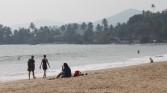 Colomb Beach, Goa, India