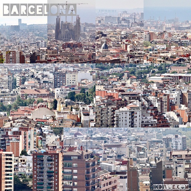 Barcelonian architecture