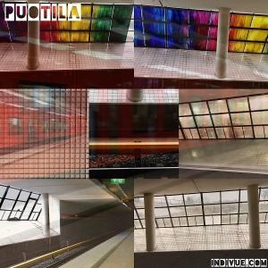 Puotila, Helsinki, metrostation -collage
