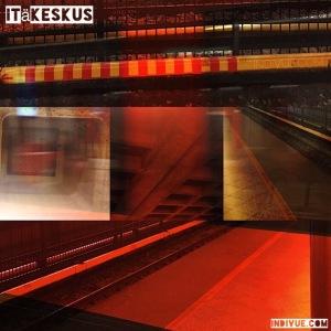 Itäkeskus, Helsinki, metrostation -collage