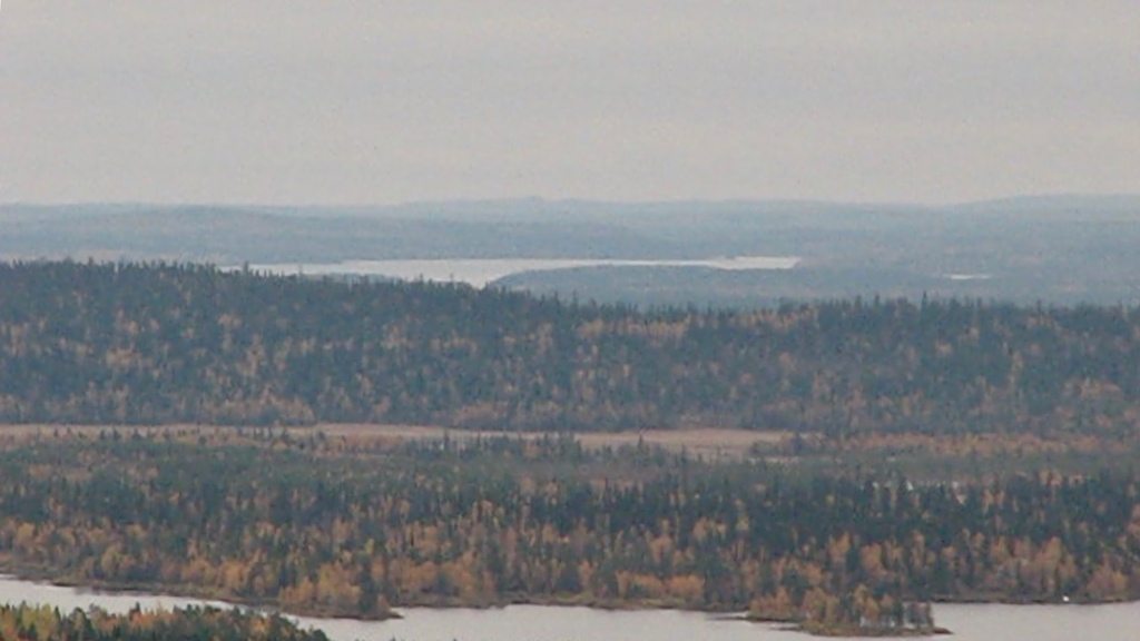 Ruska time in Kuusamo North of Finland