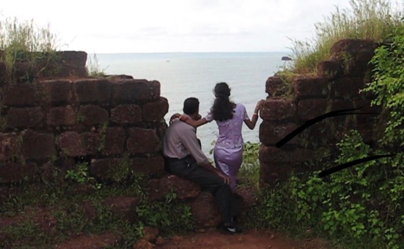 Cabo de Rama Fort in South Goa – 360 video back in 2006