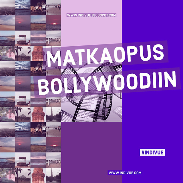 TravelOpus to Bollywood in Finnish