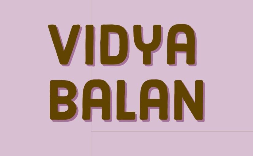 Best of 5 of Vidya Balan-movies
