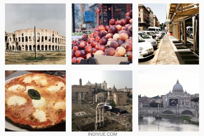 Photographs from Rome, Italy