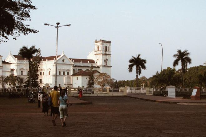 Church of St. Francis of Assisi, Old Goa
