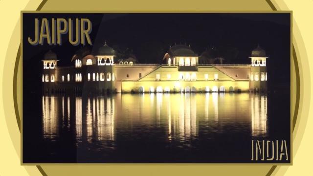 Jal Mahal in Jaipur India