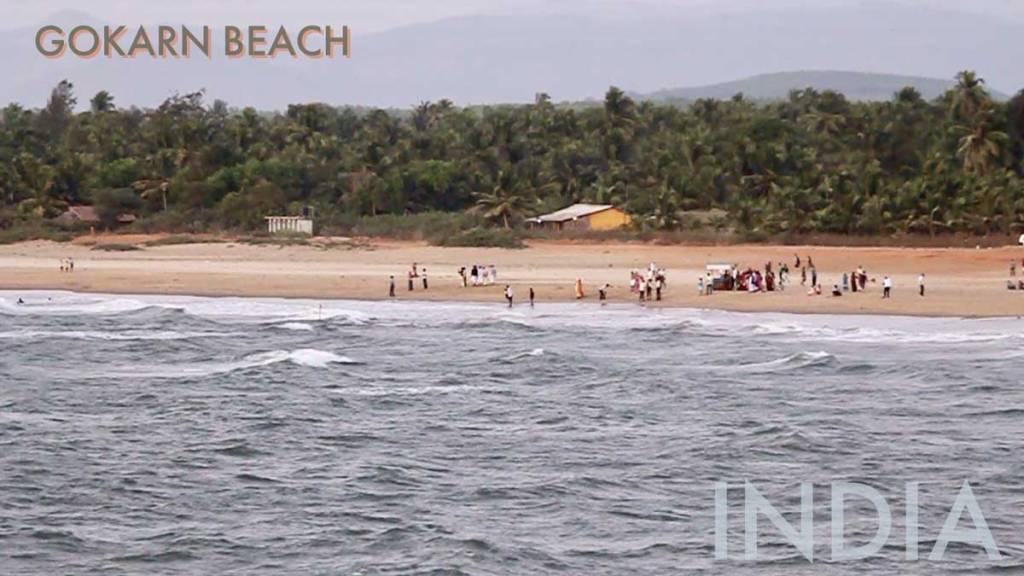 Gokarn Beach in India