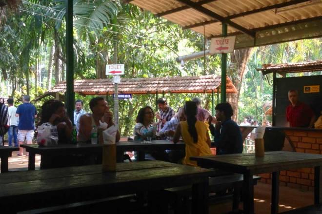 Sahakari Spice Farm Restaurant In Ponda taluka, Goa, India