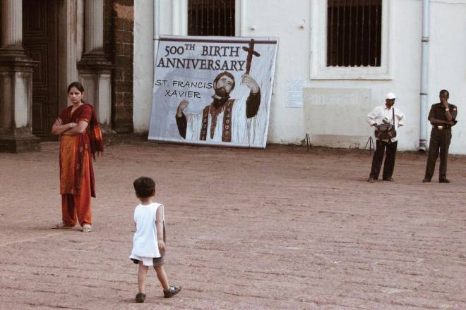 St. Francis Xavier 500-year-birthday in 2006